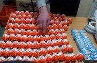 В Одеській області затримали двох ласунів-клептоманів