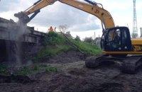На Кіровоградщині демонтовують старі мости, на їхньому місці почнуть будувати нові