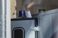 Источник: Тимошенко попросила развернуть автозак на подъезде к суду