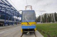КГГА: на Троещину пустят скоростной трамвай, а затем переоборудуют его в метро