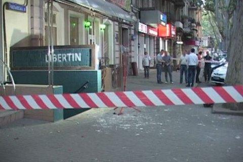 У центрі Одеси влаштували вибух біля гей-бару (оновлено)