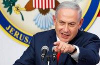 Нетаньягу пообіцяв анексувати Йорданську долину в разі перемоги на виборах