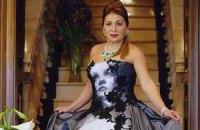 Жена Черновецкого станет лицом ювелирной фирмы