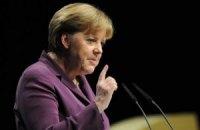 Меркель начала предвыборную кампанию