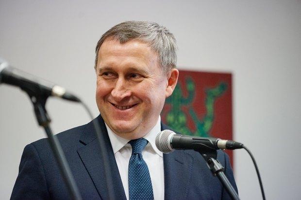 Посол Украины в Польше Андрей Дещица