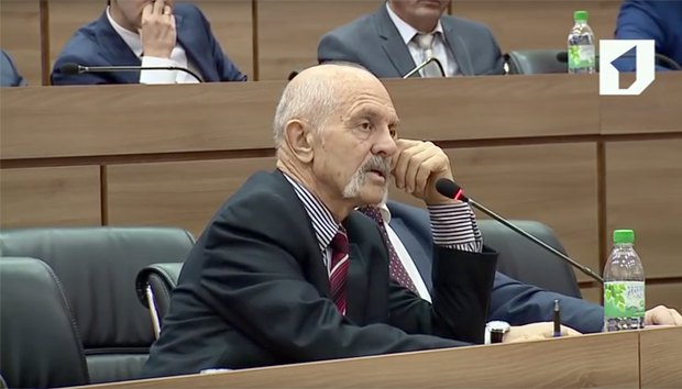 Полномочный представитель Президента в Верховном Совете ПМР Владимир Боднар