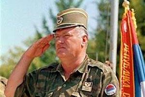 Младич повернувся в суд після скарг на здоров'я