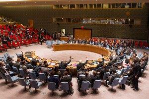 Рада Безпеки ООН не ухвалила резолюцію за підсумками засідання