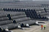"""""""Газпром"""" отчитался о 20%-ной готовности """"Северного потока - 2"""""""
