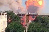 У Казахстані вибухнули склади боєприпасів біля міста Арись, жителів евакуюють