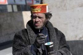 Киевский центр занятости трудоустроит бомжей