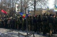 Колона Майдану відступила на Грушевського (ОНОВЛЮЄТЬСЯ)
