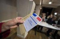 На заморских территориях Франции начался второй тур президентских выборов