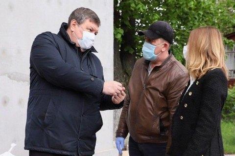 В Винницкой области от осложнений после COVID-19 умер главврач Тульчинской ЦРБ