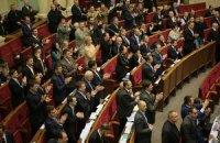 Рада призвала Европу осудить нарушение прав крымчан