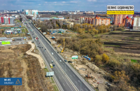 На трасах М-05 і М-06 обмежать рух через будівництво розв'язок в Чабанах і Стоянці