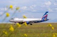 Суд заочно арештував ще 12 російських літаків за рейси в Крим