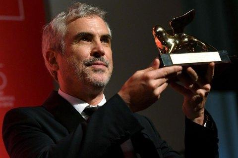 'Золотого льва Венецианского кинофестиваля получила'Рома Альфонсо Куарона