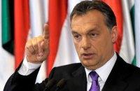 """Орбан потребовал отставки вице-председателя Еврокомиссии из-за слов о """"больной демократии"""" в Венгрии"""