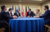 НАТО осудило вторжение России в Украину и поддержало санкции