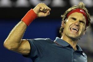 Федерер отыграл 5 матчболов и подвинет Надаля со 2-й строчки рейтинга