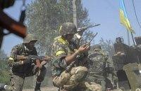 Двоє військових отримали поранення в Кримському Луганської області