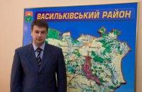 Суд заборонив меру Василькова з'являтися на роботі й виїжджати за кордон