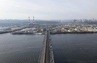 Движение по Южному мосту в Киеве полностью открыли