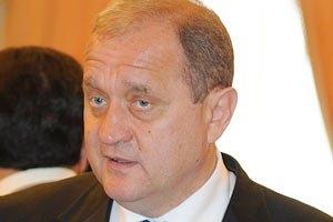 Могилев требует убрать шлагбаумы с крымских пляжей