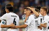 Он-лайн-трансляція матчу Німеччина - Італія