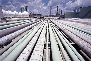 Украина в 2013 году сократила импорт газа из России на 15%