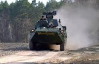 """""""Укроборонпром"""" отправил в Таиланд первый машинокомплект БТР-3КШ"""