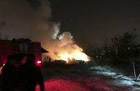 В Кременчуге разбился вертолет (обновлено)