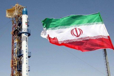 Іран успішно запустив ракету-носій власного виробництва