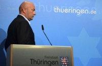 Немецкая «революция»: испытание Тюрингией