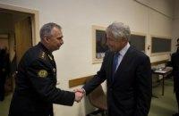 Міноборони США пообіцяло покращувати відносини з українською армією