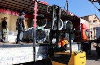Україна відправила Литві 38 тонн колючого дроту для захисту кордону з Білоруссю
