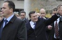Охрана Януковича имеет высокий уровень IQ
