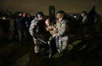 В московском Бирюлево протесты националистов переросли в погромы