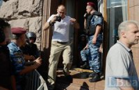 Яценюк хочет знать о роли Клюева, Захарченко и Януковича в событиях в Киевсовете
