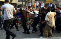Египетская полиция разогнала сторонников Мурси слезоточивым газом