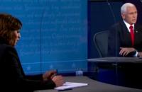 В США на дебатах кандидатов в вице-президенты поспорили из-за Путина и намеком вспомнили Украину