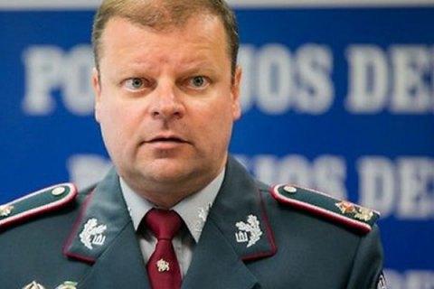 Новим прем'єр-міністром Литви призначений екс-глава МВС