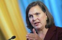 Кремль использует коррупцию, чтобы подорвать Украину изнутри, - Нуланд