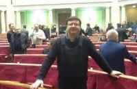 Депутаты собираются в здании Рады (обновлено,онлайн-трансляция)