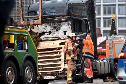 Die Welt: поліція Берліна затримала іншу людину замість водія вантажівки