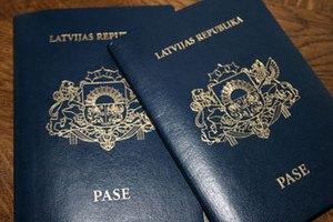 """В паспорта латвийцев хотят вернуть графу """"национальность"""""""