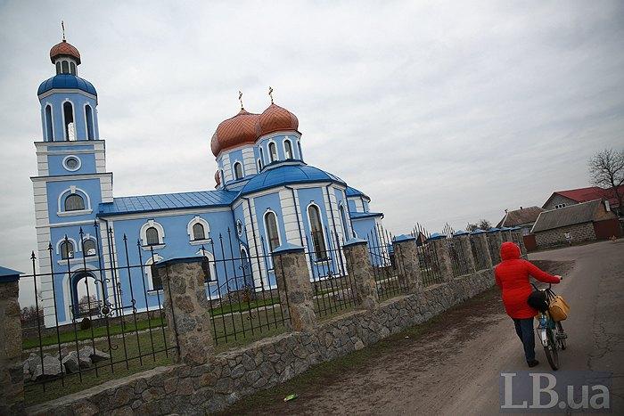 Церкву, яку допомогла відремонтувати ДП Перемога Нова