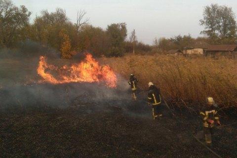 Рада утворила ТСК з розслідування причин пожеж у Луганській області