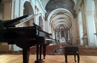 «Довбуш» і «Біла циганка»: музичний наїв Порфирія Бажанського у Львівському органному залі